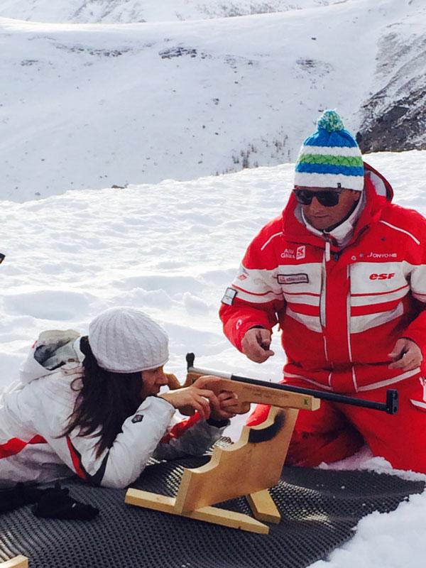 seminaire ski olympiade